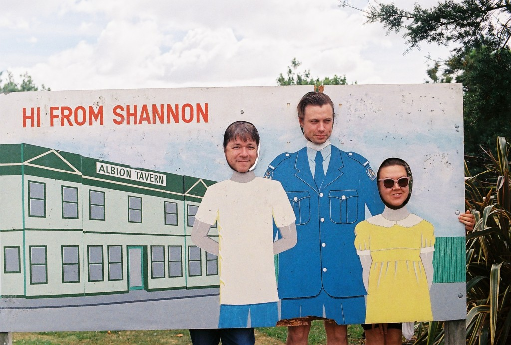 NZ Shannon
