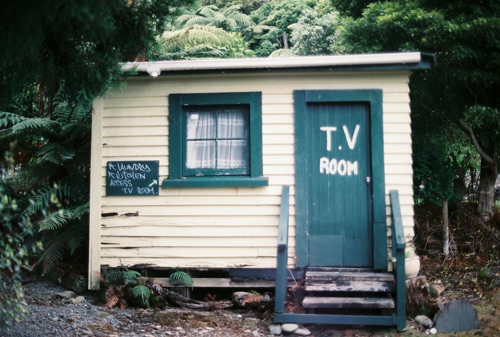 NZ TV room
