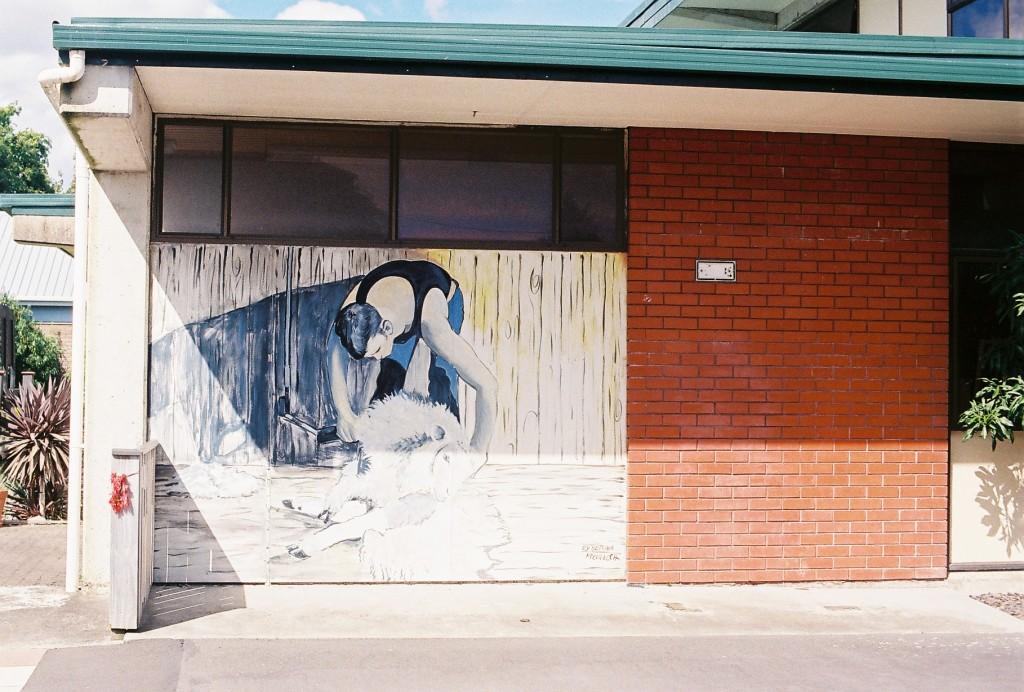 NZ mural
